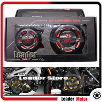 For YAMAHA MT 09 2014 2016 MT 09 Tracer 2014 2017 Motorcycle Accessories Engine Stator Cover Engine Protective Cover