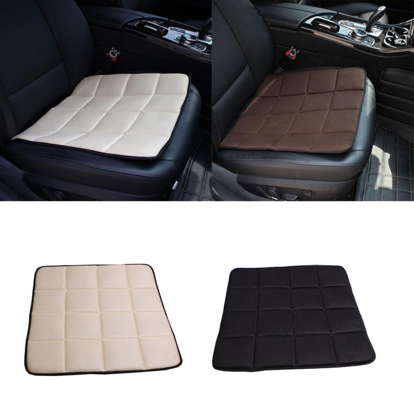 MUQGEW HOT SALE COOL Bamboo Charcoal Breathable Seat Cushion Cover Pad Mat For Car Office Chair vicky