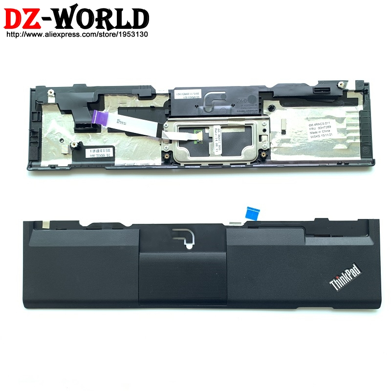 New/Orig Laptop Panel Palmrest Cover for Lenovo ThinkPad X230 X230i With Touchpad without Fingerprint 00HT289 04W3726New/Orig Laptop Panel Palmrest Cover for Lenovo ThinkPad X230 X230i With Touchpad without Fingerprint 00HT289 04W3726