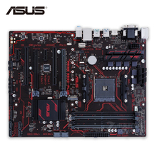 Asus PRIME B350-PLUS Original Used Desktop Motherboard AMD B350 Socket AM4 AMD Ryzen DDR4 64G SATA3 USB3.1 Micro-ATX