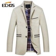 2015 новое поступление Для мужчин плюс Размеры XXXL 4XL 5XL 6XL 7XL 8XL Бизнес мужские Блейзер Куртка Мода Повседневное Мужчины Blazer Пальто