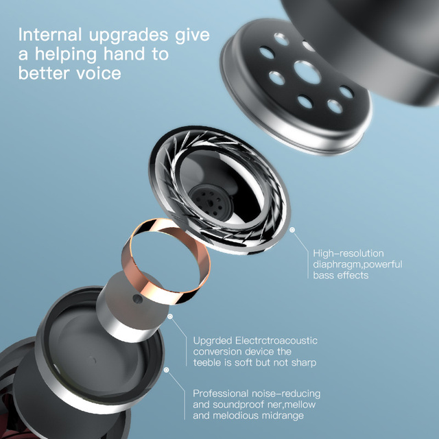 Waterproof Earphones Neckband  5