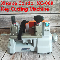 Xhorse Condor XC 009 Key Cutting Machine With Battery XC009 Cheaper Than CONDOR XC MINI For Single Sided and Double sided Keys