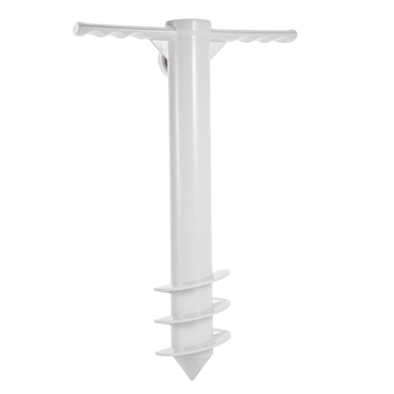 Useful Adjustable Sun Beach Garden Patio Umbrella Holder Parasol Ground Anchor Spike Fishing Stand Umbrella Stretch Stand Holder umbrella stand outdoor furniture modern umbrellas stand sunshade stall umbrella beach garden umbrella bases