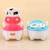 Silla infantil de dibujos animados bebé de esfínteres inodoro forma tipo cajón orinal portátil de seguridad para niños del bebé Macho y hembra urinario