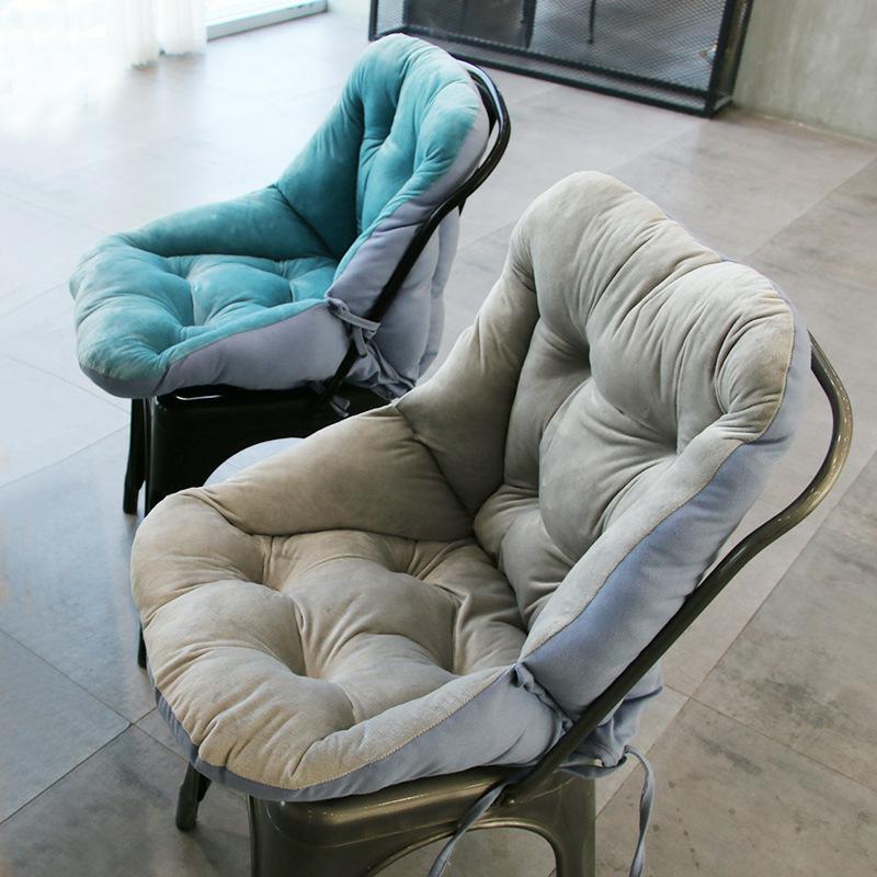 Chair Sofa Cushion Protect Waist Buttock Crystal Velvet Or Linen Material Health Care Backrest Seat Cushion Decorate Chair Sofa