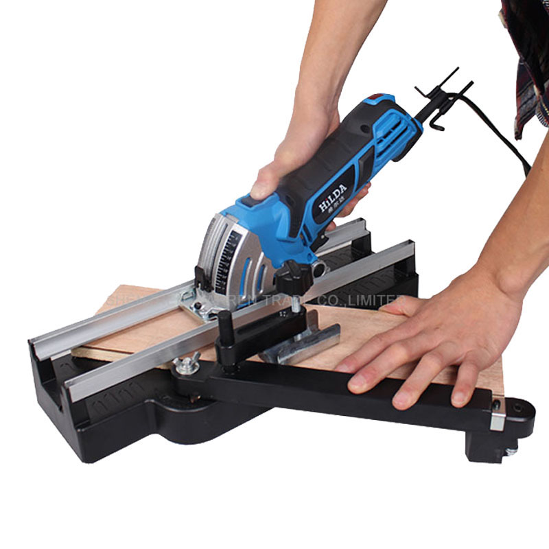 Woodworking machine Electric Saw Electric Mini Circular Saw Power/Wood/Stone/Metal/Brick Saw Mini Power Saw JD3522C tenwa 220v 1500w electric circular saw 7 inch blade 60mm depth woodworking 500w 3 5 inch cutting wood metal tile brick mini saw