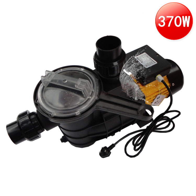 370w Sea Self Priming Water Circulation Pump For Swimming