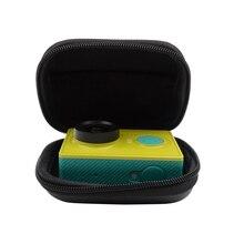 Portable Small Size Black Bag Case For Xiao mi Yi Gopro XiaoYi Action Storage bag Camera/Video Bags Free shipping