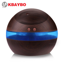 KBAYBO Electric Aromatherapy USB Humidifier Ultrasonic Air Essential Oil Diffuser With 7 Color Lights Aroma