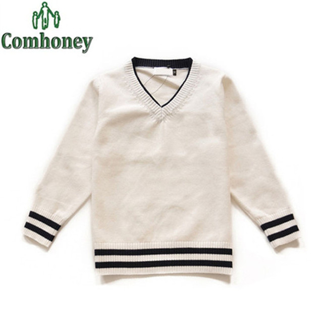 a1b9b29be Children Sweater for Girl Cardigan Long Sleeve Baby Boy Knitted ...