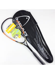 Head Squash Racquets String-Bag Carbon-Head-Squash with Speed-Sports Composites