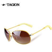 2cd4b61d4b 2015 nueva llegada de los hombres gafas de sol de alta calidad Marco de  aleación de gafas de sol de conducción de rana espejo má.