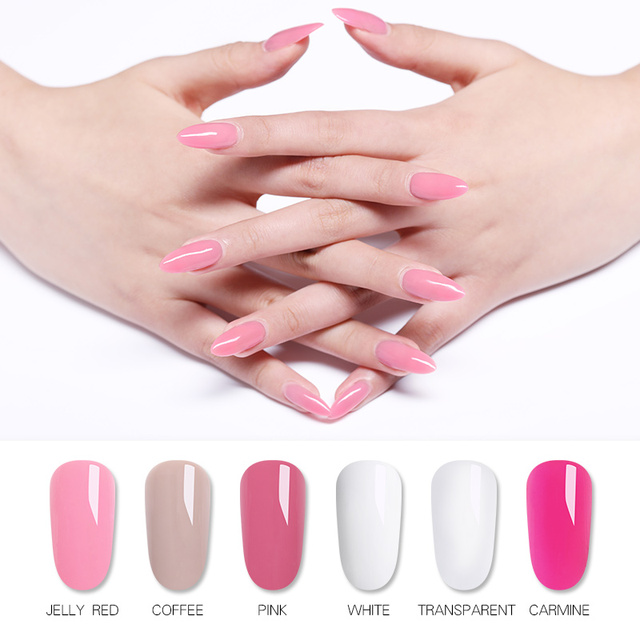 LILYCUTE 7ml Poly Extension Gel Quick Building