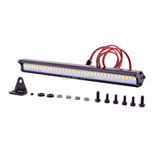 Super Terang 36LED 150 Mm Lampu Bar untuk 1/10 RC Crawler Mobil Axial SCX10 90046 D90(China)