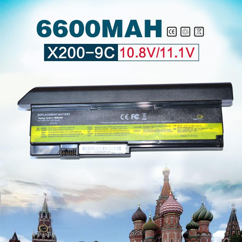 купить Battery for IBM lenovo X200 X200s X201 X201s 42T4537 42T4536 42T4538 42T4540 42T4541 42T4542 42T4834 42T4835 43R9254 43R9255 онлайн