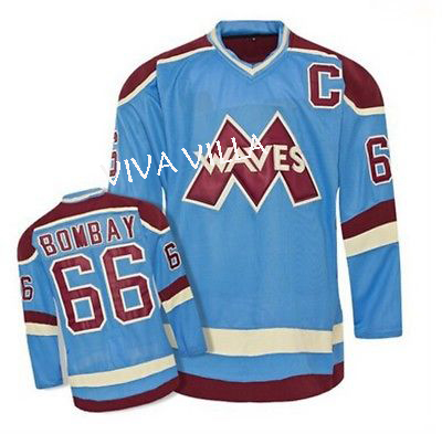 Mighty Ducks Jersey #66 Gordon Bombay 96 Conway 96 Conway 96 Gordon Bombay Stitched Movie Hockey Jersey S-6XL Free Shipping