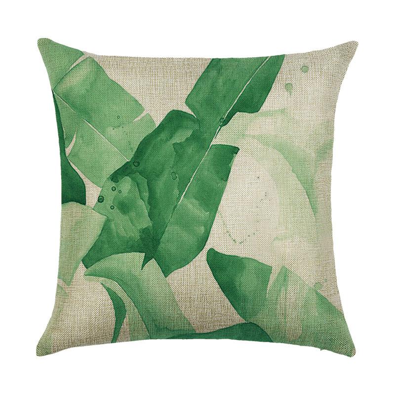 green sofa throws