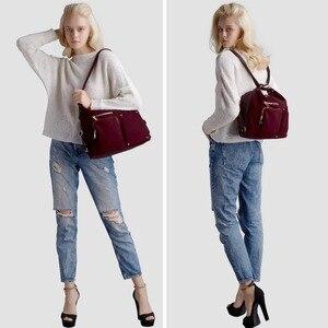 Image 3 - Nico Louise, женская сумка на плечо из натуральной замши, Женская Повседневная сумка из нубука для отдыха, сумка хобо, сумка мессенджер с верхней ручкой, Sac
