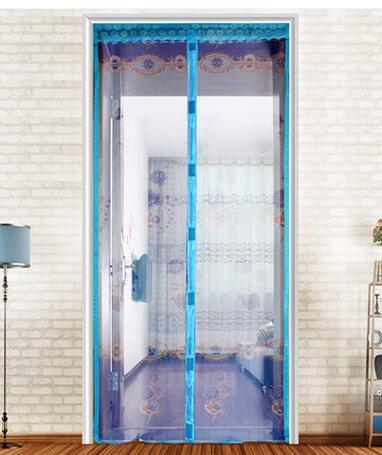 Magnetische Ruansha gordijnen slaapkamer keuken gordijn venster ...