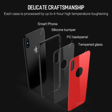 ROCK Brilliant Series Case for iPhone X/Xs