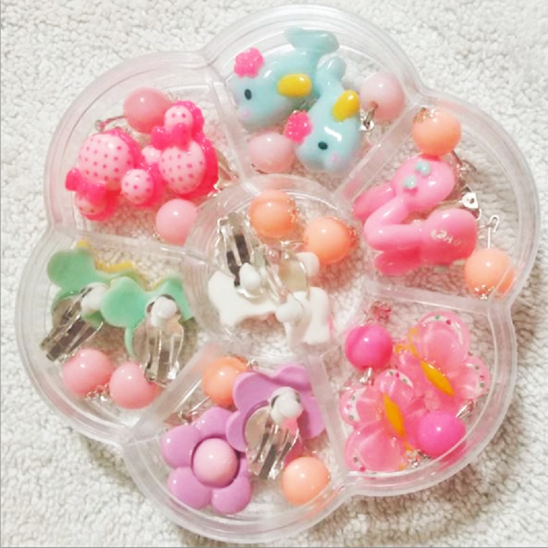 1 box Cute Lovely Party Gifts crystal childrens