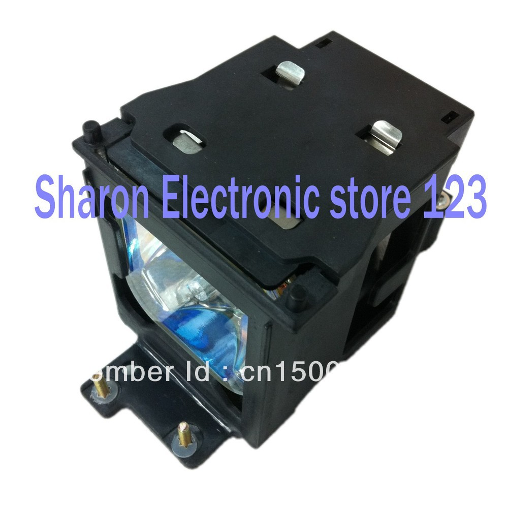 Free Shipping Brand New Replacement Lamp with Housing  ET-LAE100  for PT-L300U /PT-AE100 /PT-AE200 projector free shipping brand new replacement lamp with housing et lae4000 for pt ae400 pt ae4000 3pcs lot
