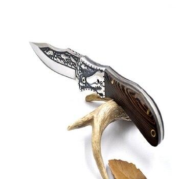 סכין חדה לקמפינג מתקפל