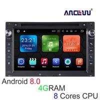 4G RAM Android 8.0 Car DVD For Old Volkswagen VW Passat B5 Golf 4 Polo Bora Jetta Sharan 2001 2002 2003 2008 car gps radio