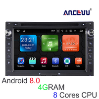 4G RAM Android 8.0 Car DVD For Old Volkswagen VW Passat B5 Golf 4 Polo Bora Jetta Sharan 2001 2002 2003 2008 car gps radio