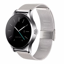 Heart Rate Monitor K88H Smart Watch Bluetooth 4 0 Smartwatch MTK2502C Siri Gesture Control For iOS