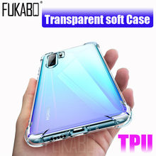 Transparent protective case for Huawei P30 Pro P20 Lite P10 mate 20 Lite 10 Pro P smart 2019 Soft TPU case for Huawei P9 P8 Lite(China)