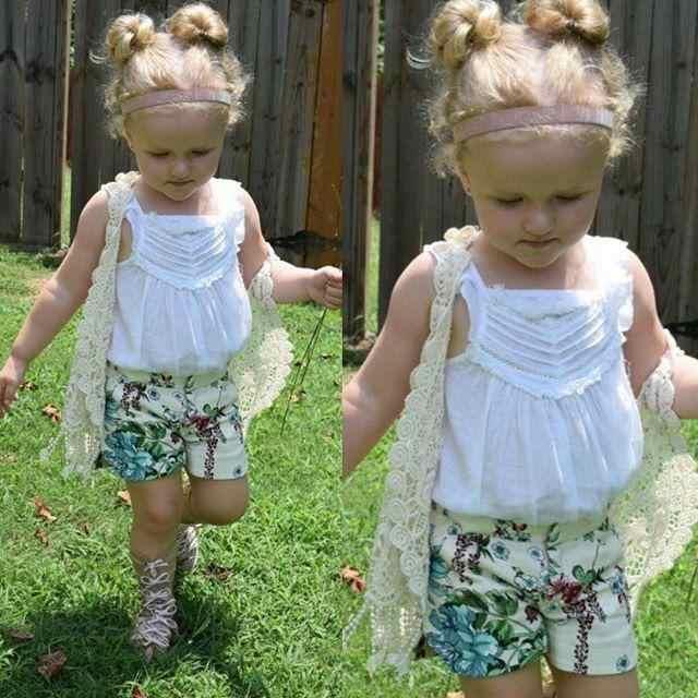 2019 nueva moda caliente verano adorable dulce niño bebé niñas Crochet encaje hueco Cardigan Tops chaleco borlas chaleco