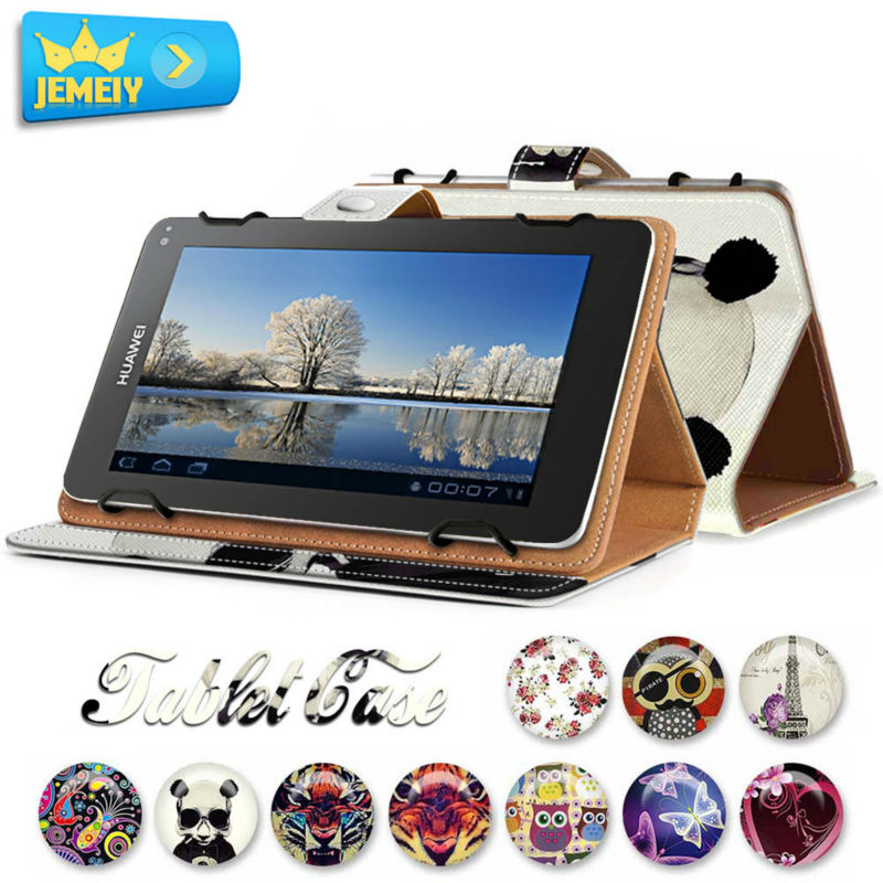 10.1'' Leather case For Huawei MediaPad M2 10 Universal Cover, Flora Printed Tablet Stand case For Huawei cover case for huawei mediapad m3 youth lite 8 cpn w09 cpn al00 8 tablet protective cover skin free stylus free film