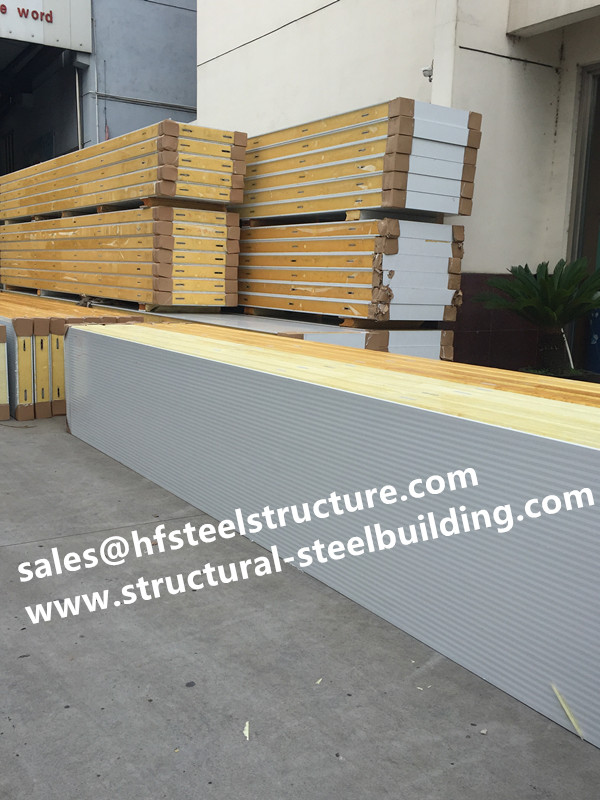 Polyurethane Sandwich Panel Used In Sandwich Panel Heat Insulation Cold Room And Walk In Cold Storage To Keep Fresh