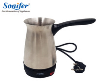 304 Stainless Steel Coffee Machine Traditional Turkey Coffee Maker Electrical Coffee Pot Coffee Kettle Sonifer