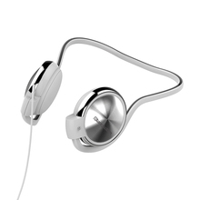 Langsdom HD007 New Style Multifunction Sport Wired Back-headset/ Headphone with Bass Earphones for Computer, Phone