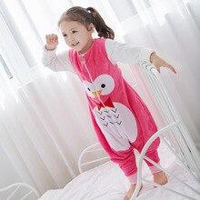 Sleeping Bag Blanket Kids Pajamas