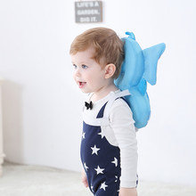 Baby Head Protector Pillow Toddler Children Protective Cushion for Learning Walk Sit Head Protector Baby safe care 6 Types(China)
