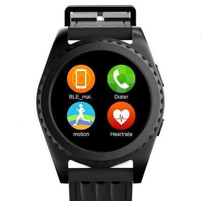 New Smart Watch GS3 font b Smartwatch b font Sports wristwatch Heart rate monitor Smart Watch