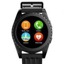 Neue Smart Uhr GS3 Smartwatch Sport armbanduhr pulsmesser Smart Uhr Android tragbare geräte für Iphone IOS Android