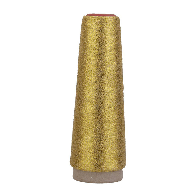 Metallic Machine Embroidery Thread 5000 Yards Spool Super Sheen Ms
