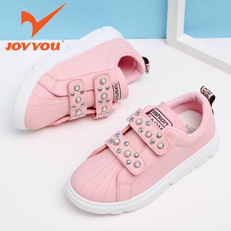JOYYOU Brand Kids Shoes Girls School Sneakers Children Teenage Footwear Baby Shoes Infantil For Child Fashion Shoes ZY-LLFX692 joyyou brand usb children boys girls glowing luminous sneakers kids shoes with light up led illuminated school footwear teenage