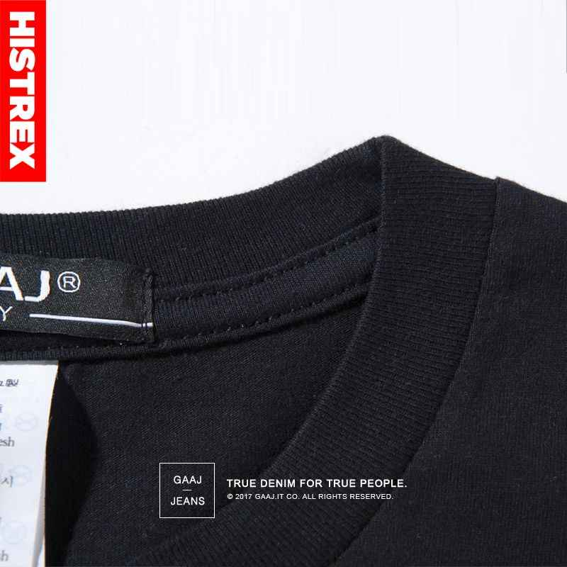 HISTREX T Hemd Männer 100% USA Baumwolle Hip Hop Grund Leer T-shirt Mens Fashion T-shirt Sommer Top T Tops Rosa weiß 3XL # HJA2Q