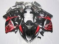 Motocicleta ABS Carroçaria Carenagem Para A Suzuki GSX-R 1300 HAYABUSA GSXR1300 1997-2007 GSXR 1300 97-07 Moldagem Por Injeção carenagens