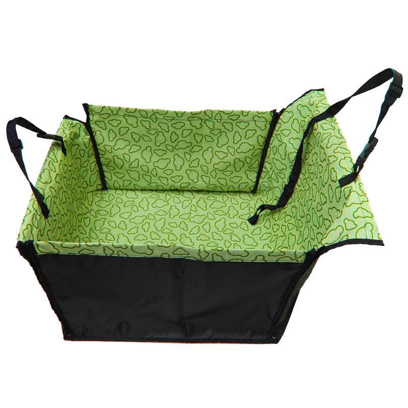 Waterproof Single Dog Seat Cover Pet Rear Carrier Mat Blanket Dog Car Seat Back Protector Safe Dog Accessories Hammock 18