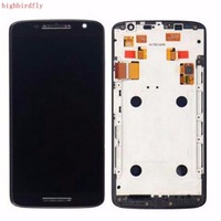 For Motorola Moto x Play Xt1562 XT1561 Xt1563 Lcd Screen Display +Touch Glass Digitizer Frame Assembly Replacement