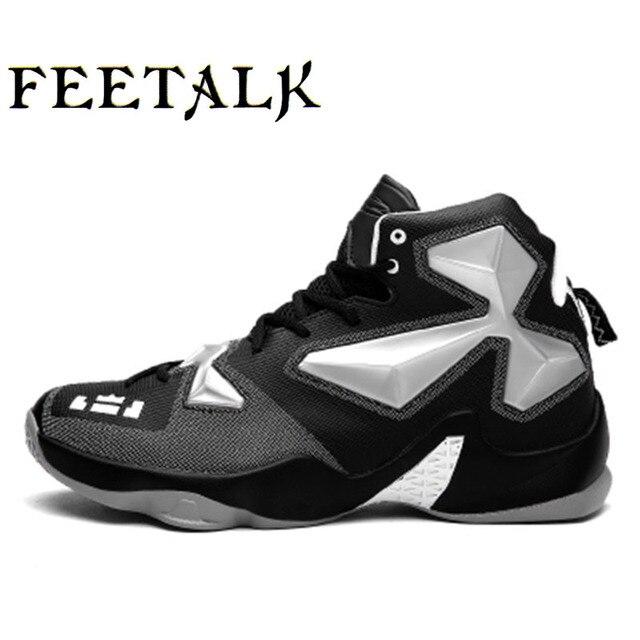 best loved c8a51 1b2b7 Hommes Et Garçons Chaussures De Basket-Ball Lebron James Chaussures Grande  Taille 36-45