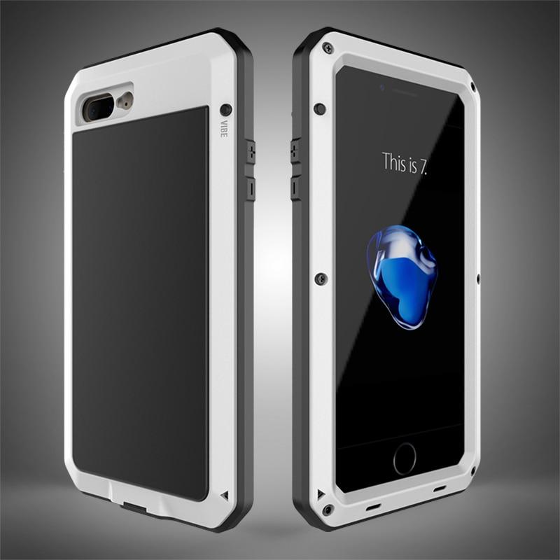 HTB1zUqmeHuWBuNjSszgq6z8jVXar Heavy Duty Protection Doom armor Metal Aluminum phone Case for iPhone 11 Pro Max XR XS MAX 6 6S 7 8 Plus X 5S 5 Shockproof Cover