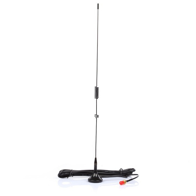 UT-106UV SMA-Female 144/430MHz Dual Band Magnetic Vehicle-mounted Antenna For Walkie Talkie BaoFeng UV-5R UV-B6 BF-888S TG-UV2